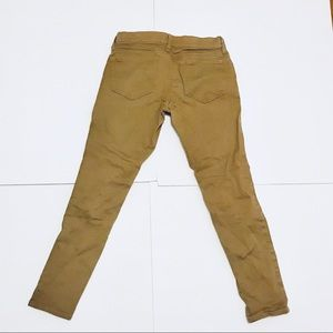 Old Navy Jeans - Old Navy tan Rockstar jeans